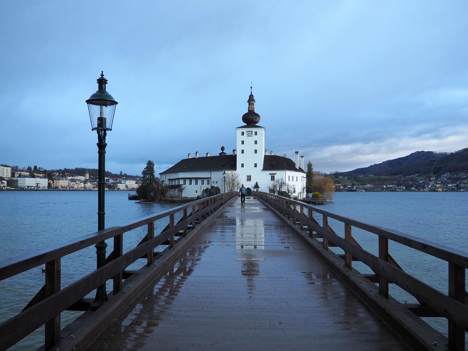 Seeschloss Ort Gmunden in Austria