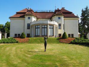 Villa Kramářova Prague