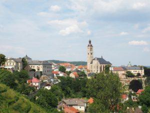 Visite de Kutná Hora en République Tchèque