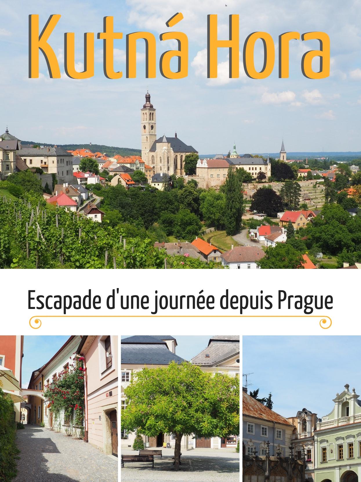 Poursuivez votre visite de la République Tchèque avec la majestueuse Kutná Hora, située à seulement une heure de Prague.