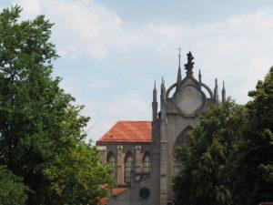 Église de l'Assomption de Sedlec à Kutná Hora