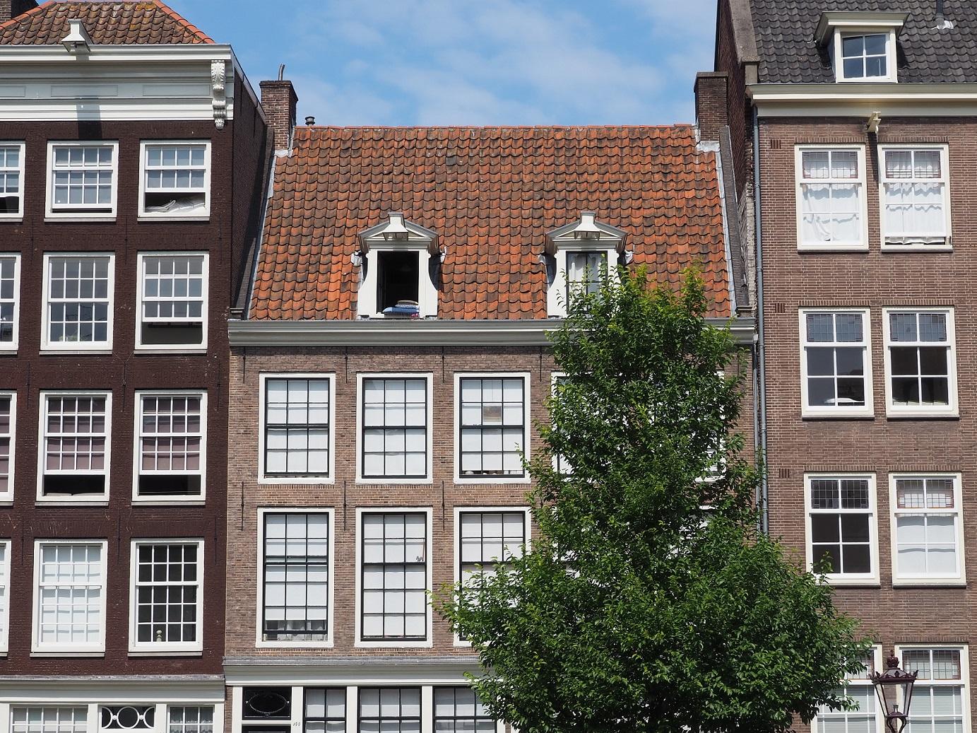Une escale à Amsterdam