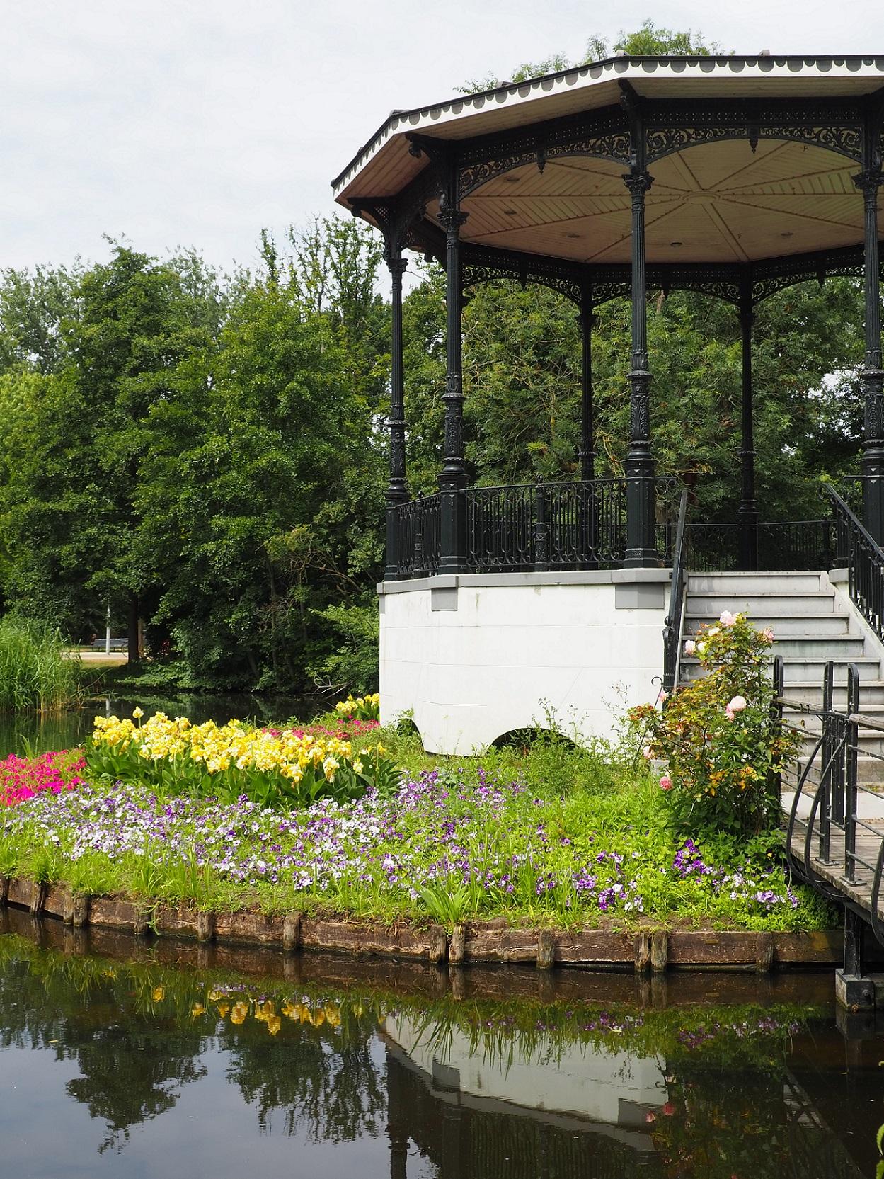 Vondelpark à Amsterdam