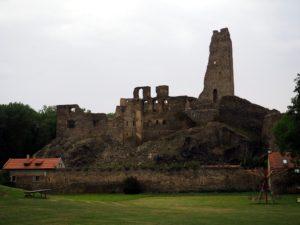 Château d'Okoř