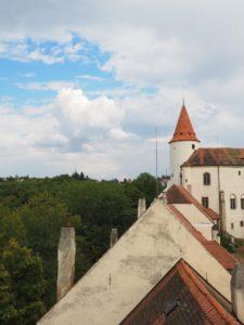 Château de Krivoklát et son domaine