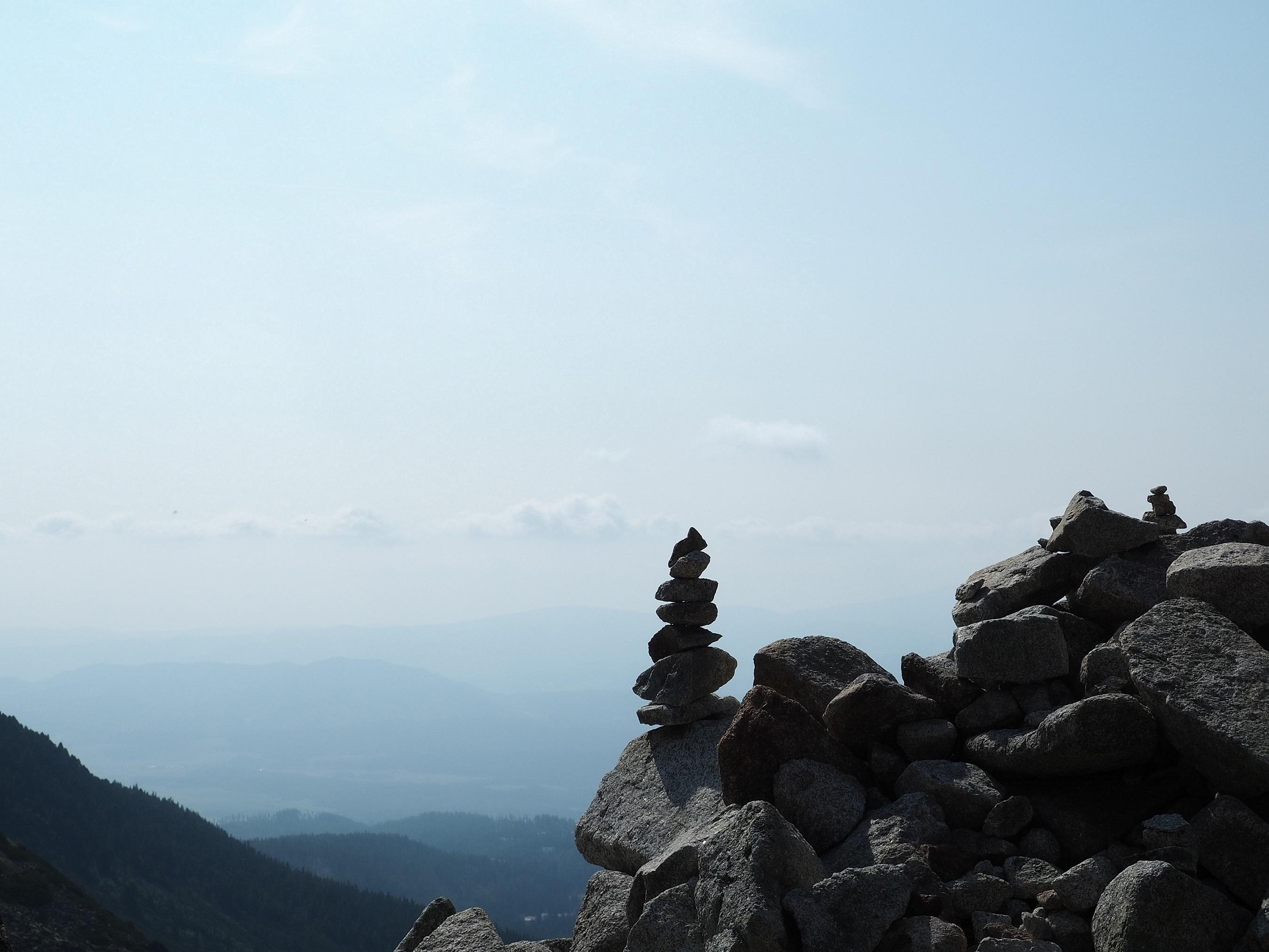 Montagnes les Tatras en Slovaquie