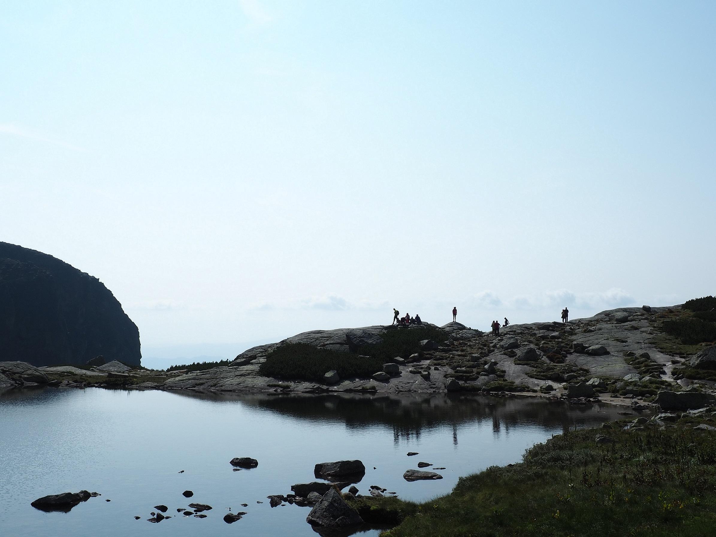 Randonnée dans les Tatras en Slovaquie