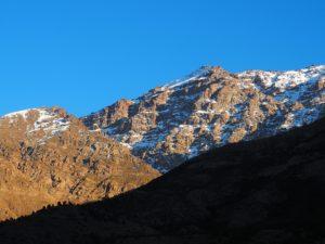 village de Tamatert en Haut Atlas