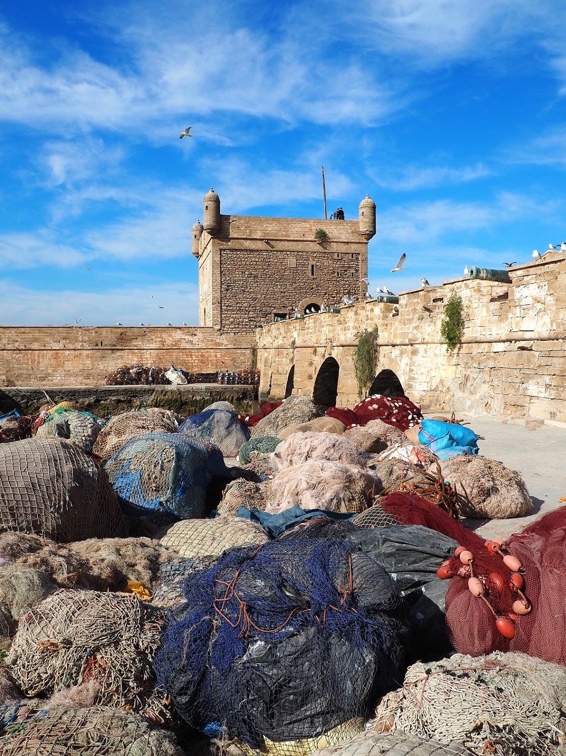 Pêche à Essaouira