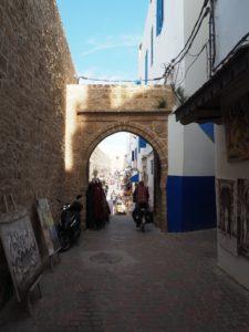Artisanat marocain à Essaouira