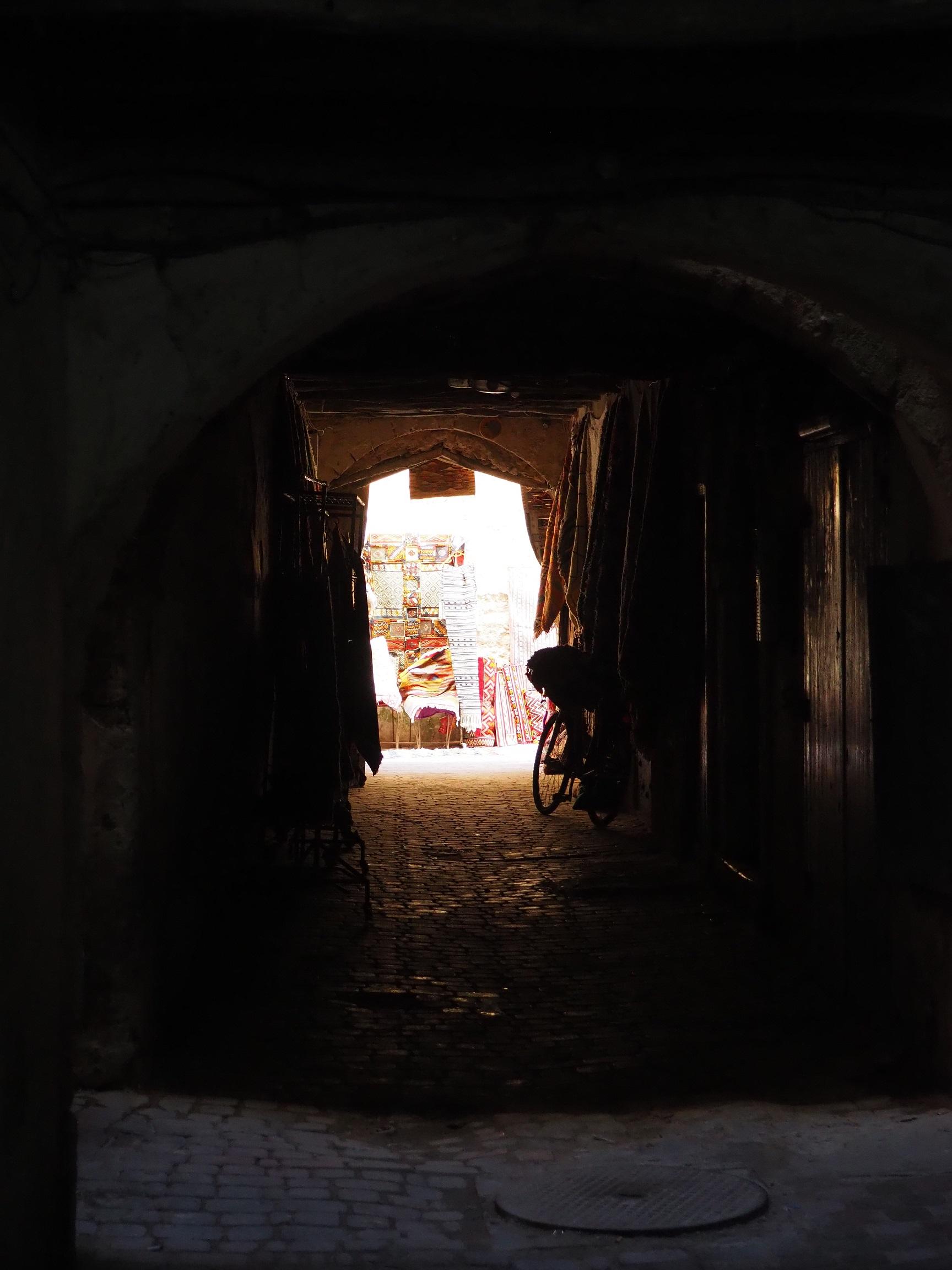 Les rues d'Essaouira