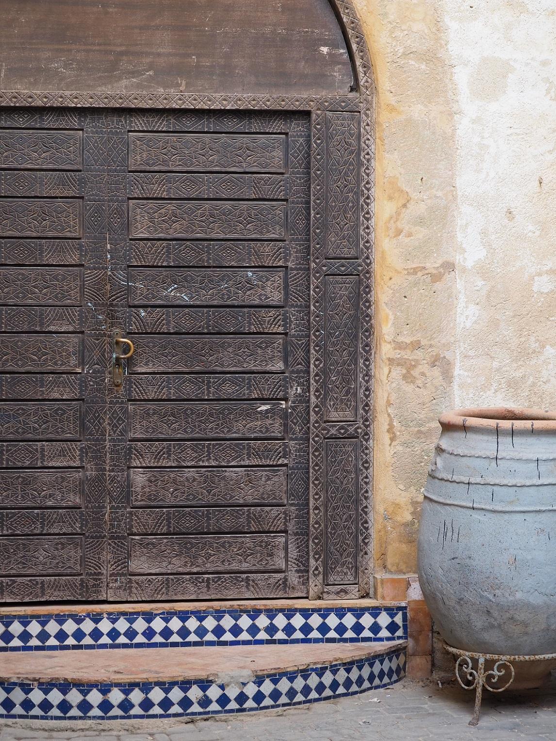 Dans les rues d'Essaouira