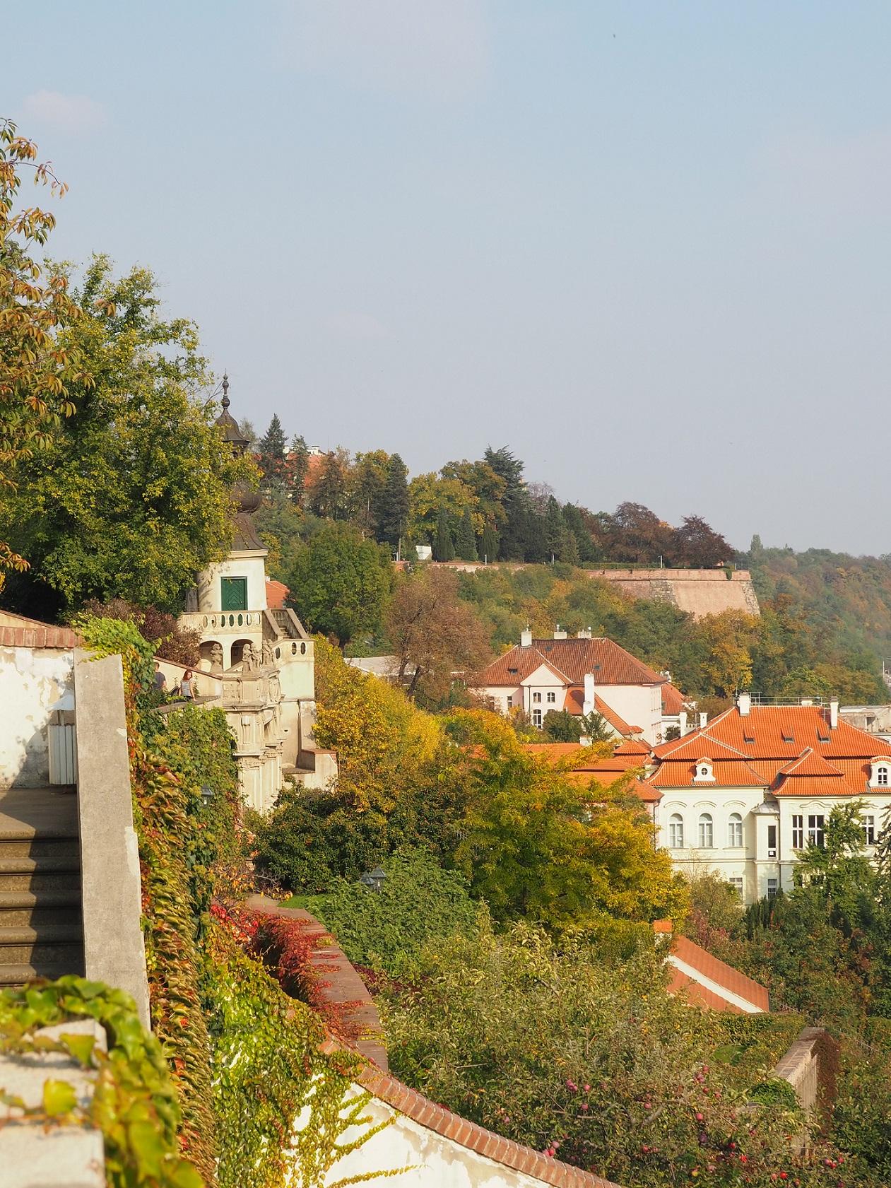 Jardins sous le chateau Prague