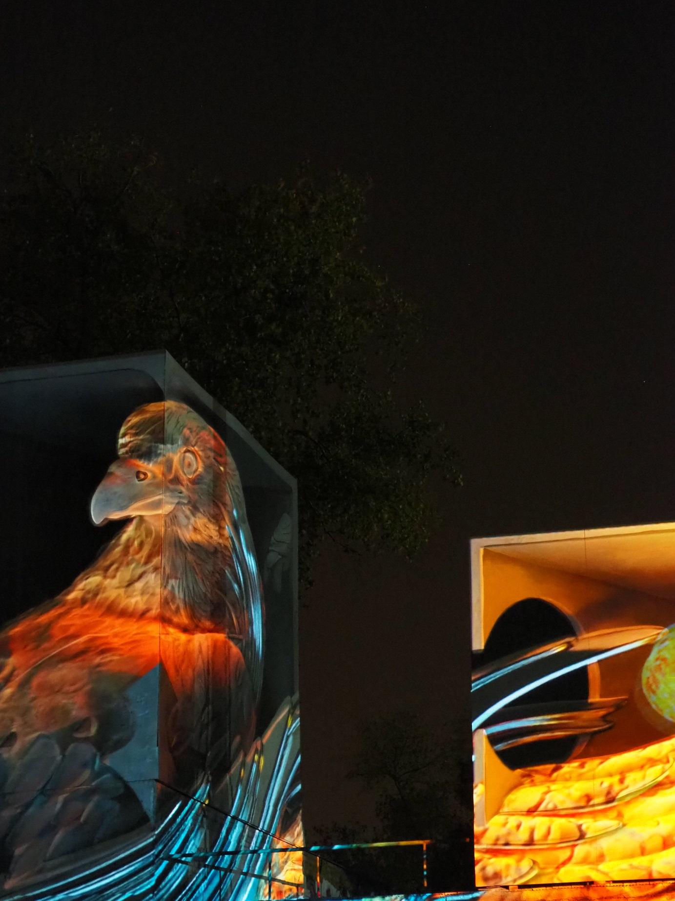 Festival des lumières de Prague