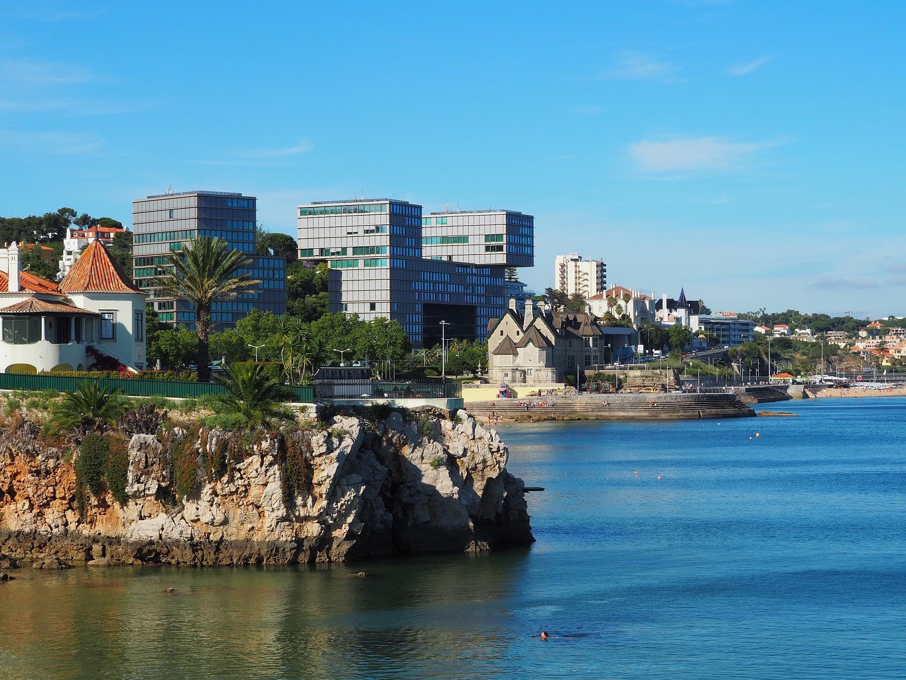 Cascais non loin de Lisbonne