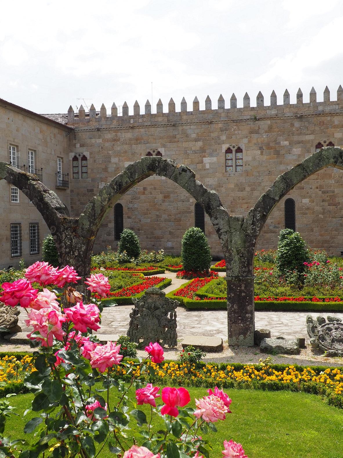 Jardon Santa Barbara de Braga