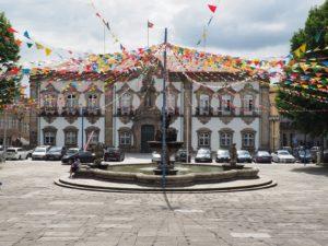 Une journée à Braga non loin de Porto