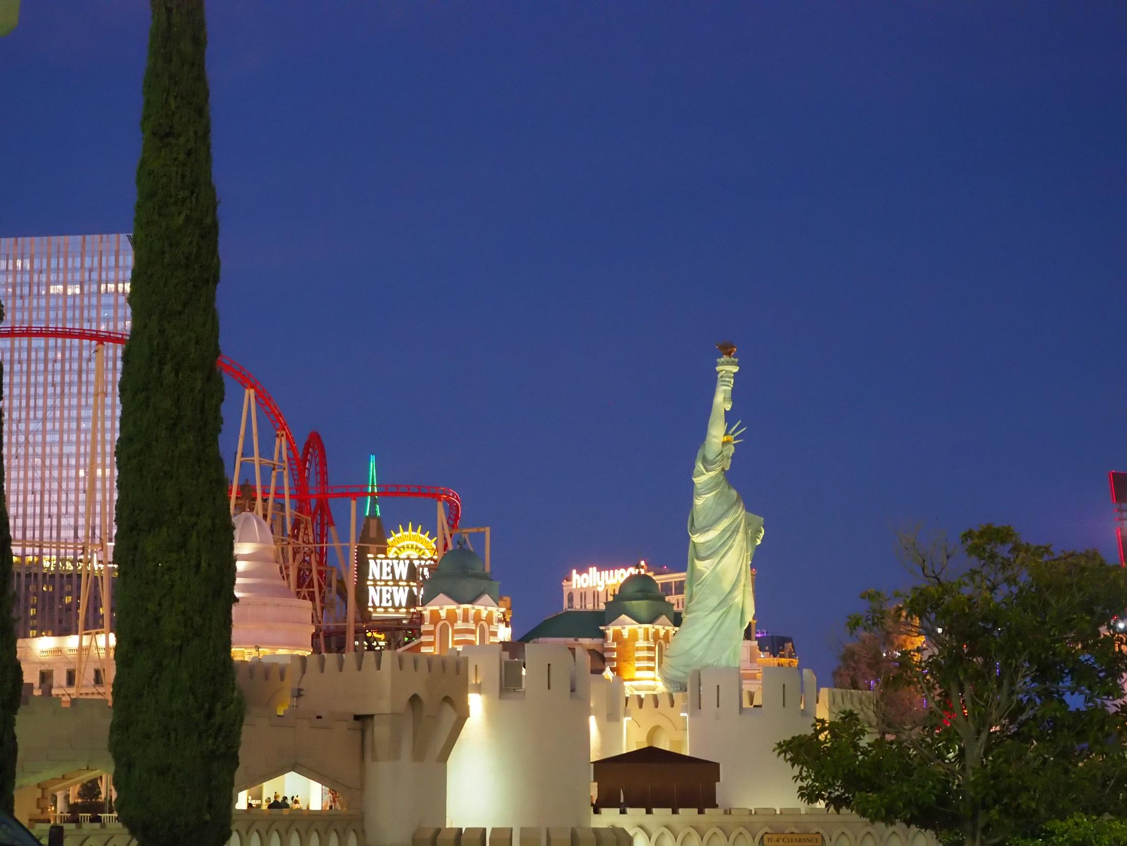 Casino New York New York à Las Vegas