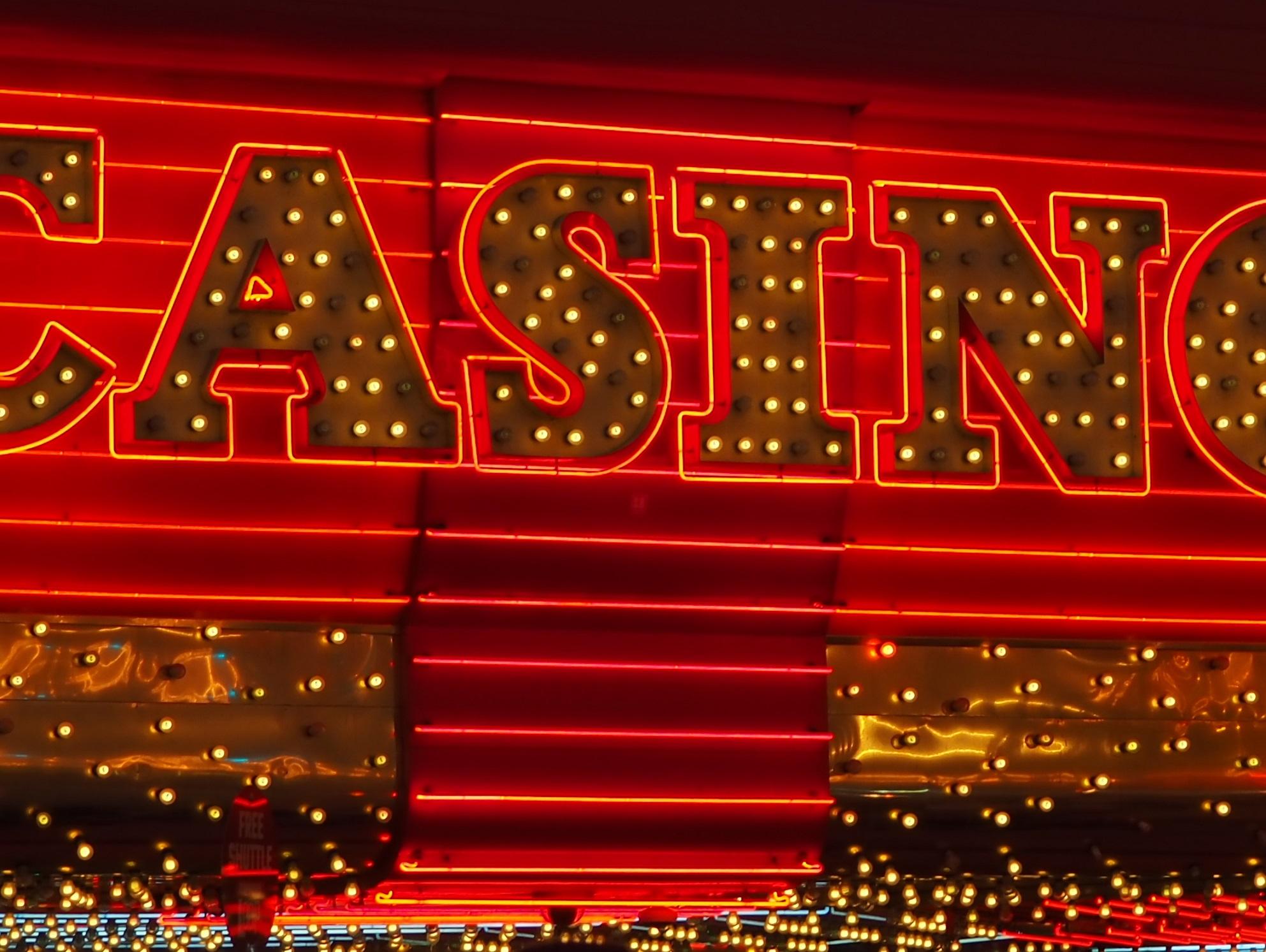 Casino à Downtown Las Vegas