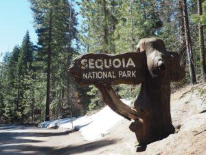 Parc national Sequoia