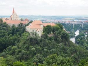 Znojmo et Podyjí en République Tchèque