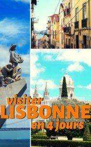 Vous allez visiter Lisbonne en 4 jours ? Je partage ici mes expériences et une liste de lieux incontournables à découvrir lors d'un voyage dans la capitale portugaise.