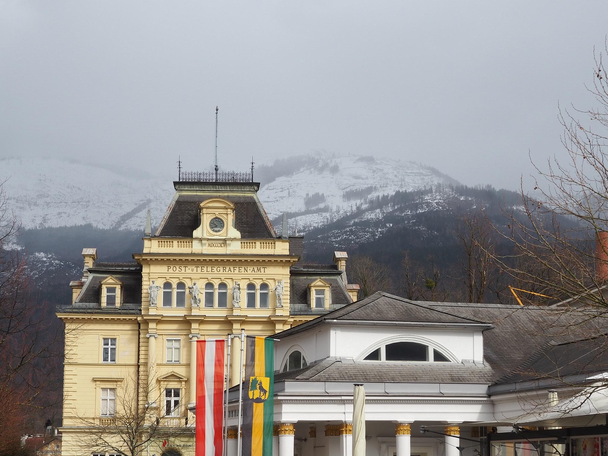 Bad Ischl en Haute-Autriche
