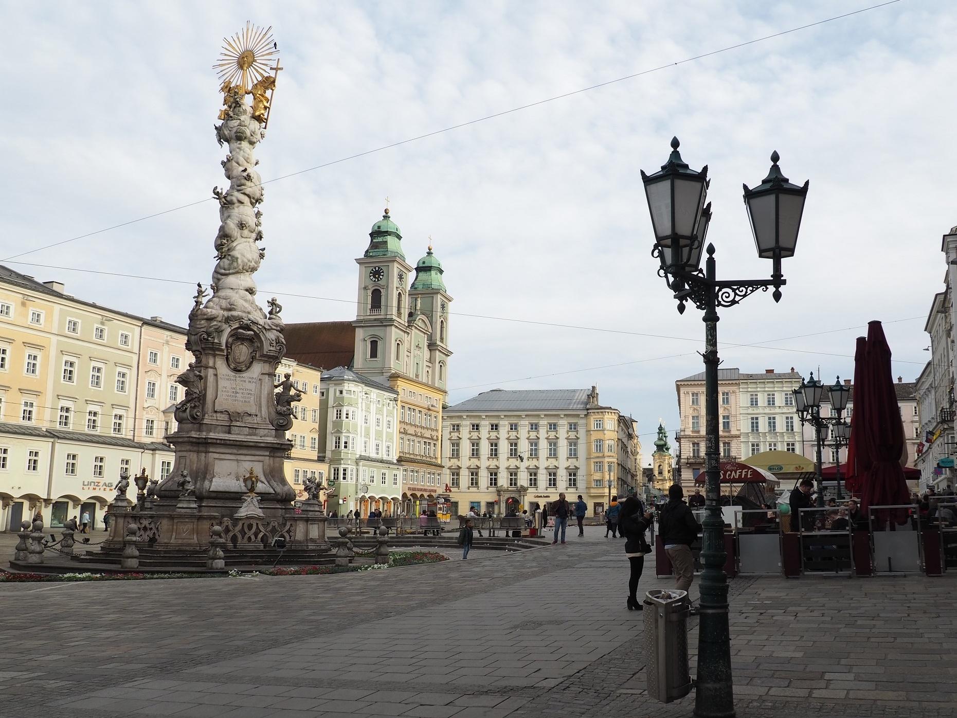 Visite de Linz en une journée (Autriche)