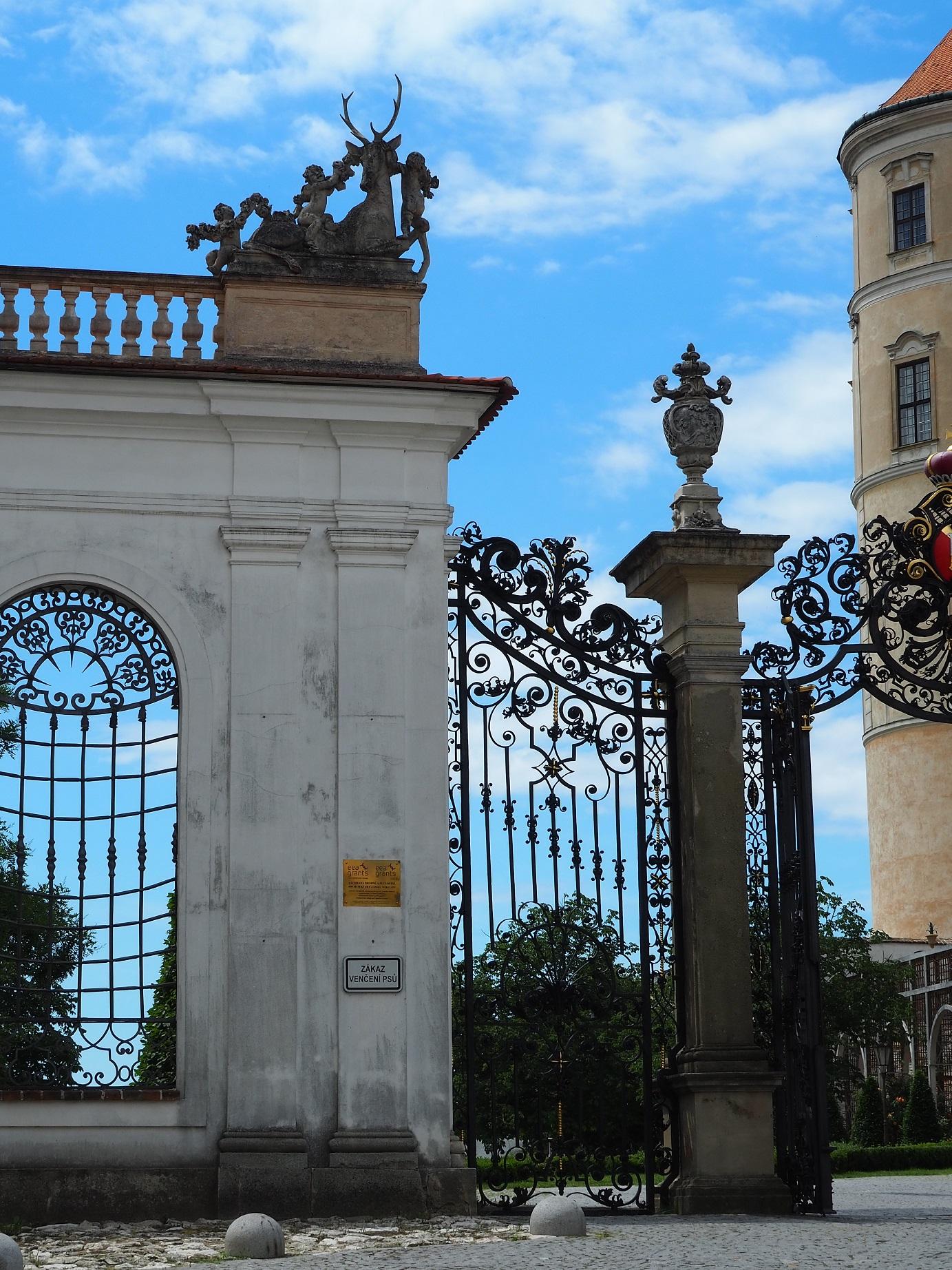 Visite du château de Mikulov en République Tchèque