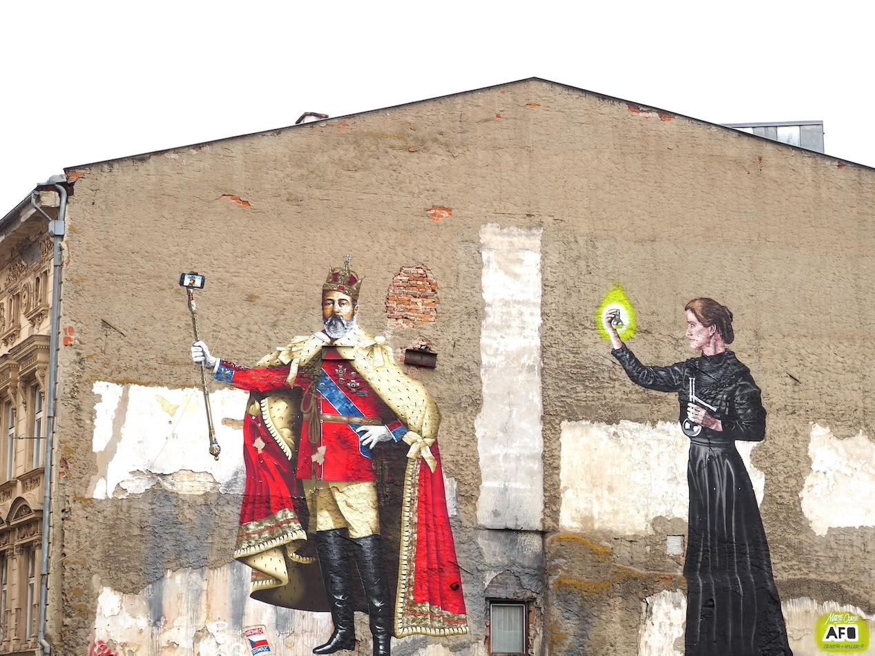 Street art à Olomouc - Où regarder des documentaires en ligne