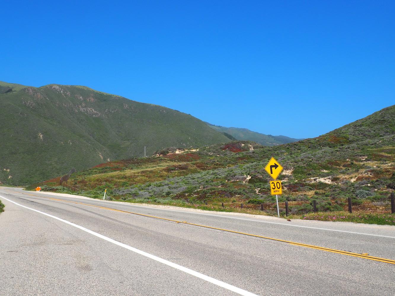 Route légendaire en Californie: la Highway 1