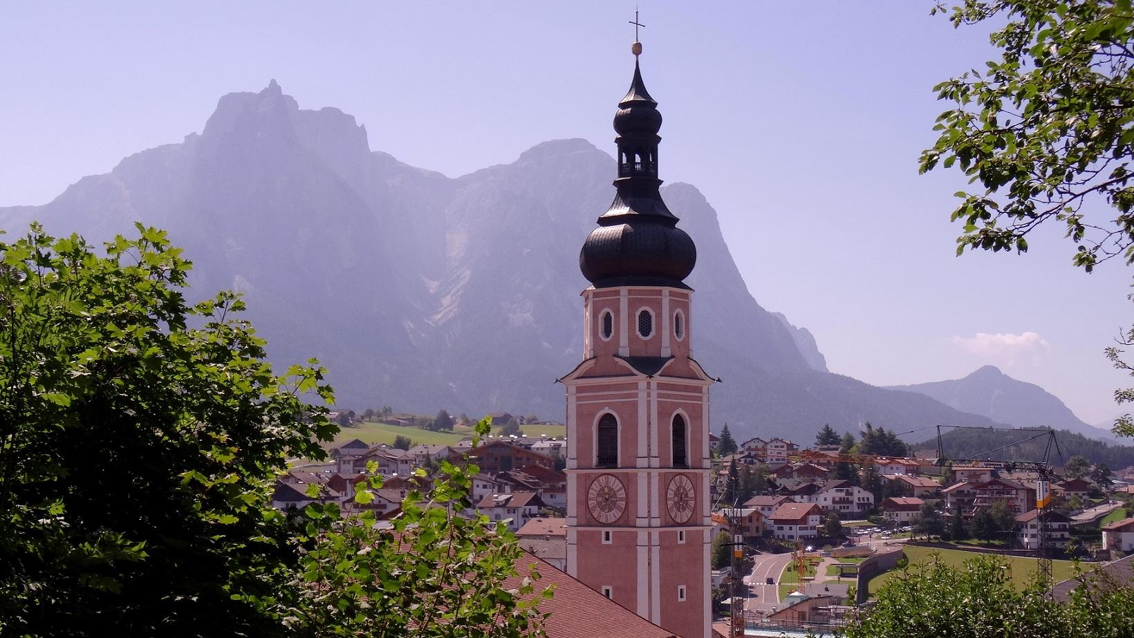 Eglise de Kastelruth - Castelrotto