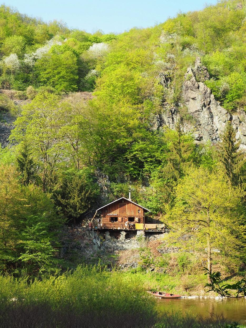 Randonnée à Kamenný Přívoz