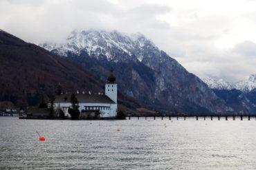 Seeschloss Ort : Gmunden et son château
