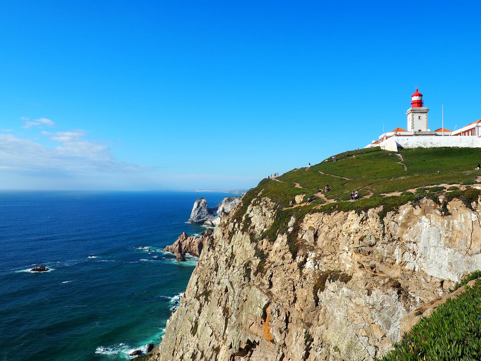 Cabo da Roca non loin de Lisbonne