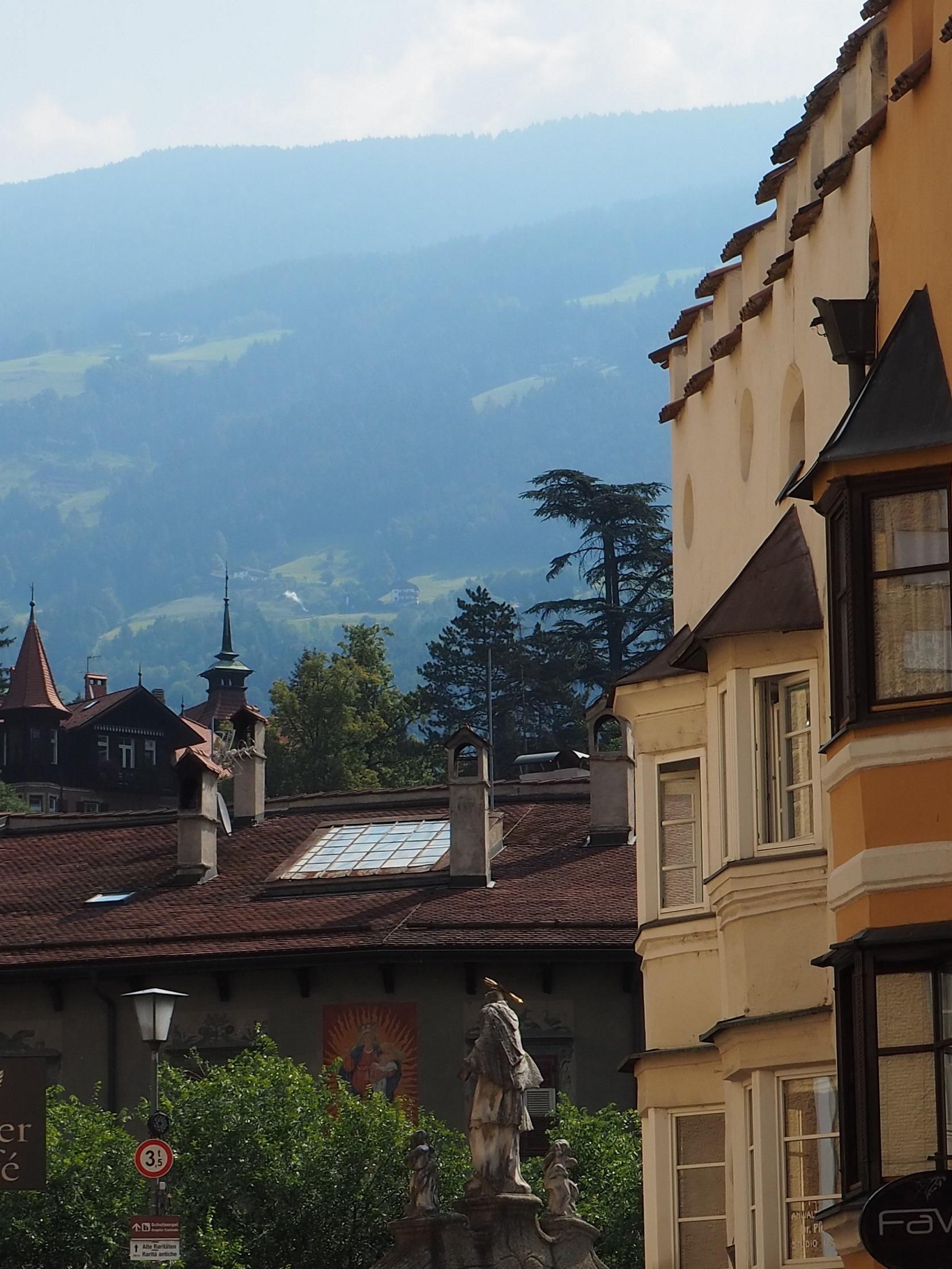 Bressanone dans le Tyrol du Sud