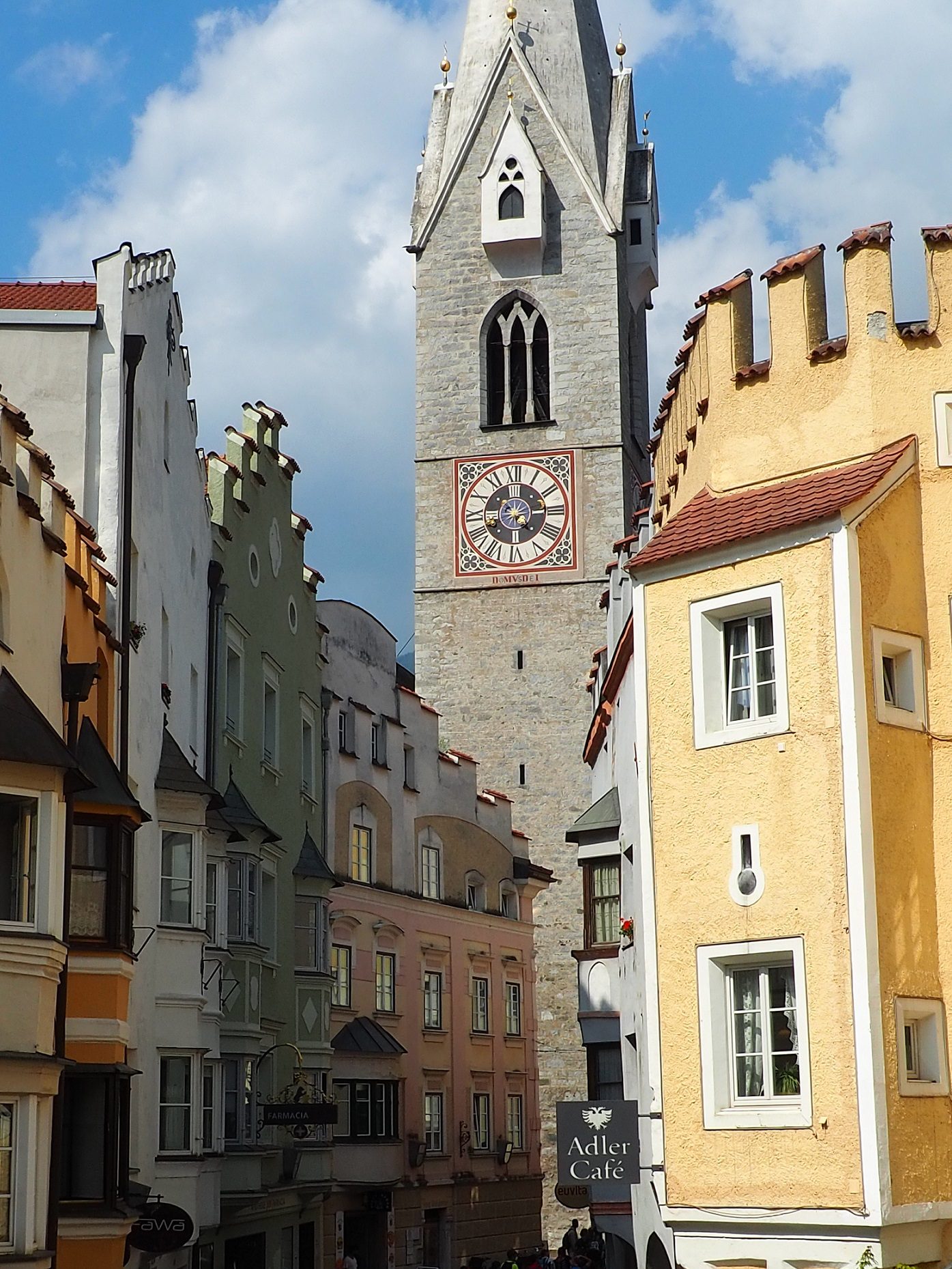 Brixen en Italie