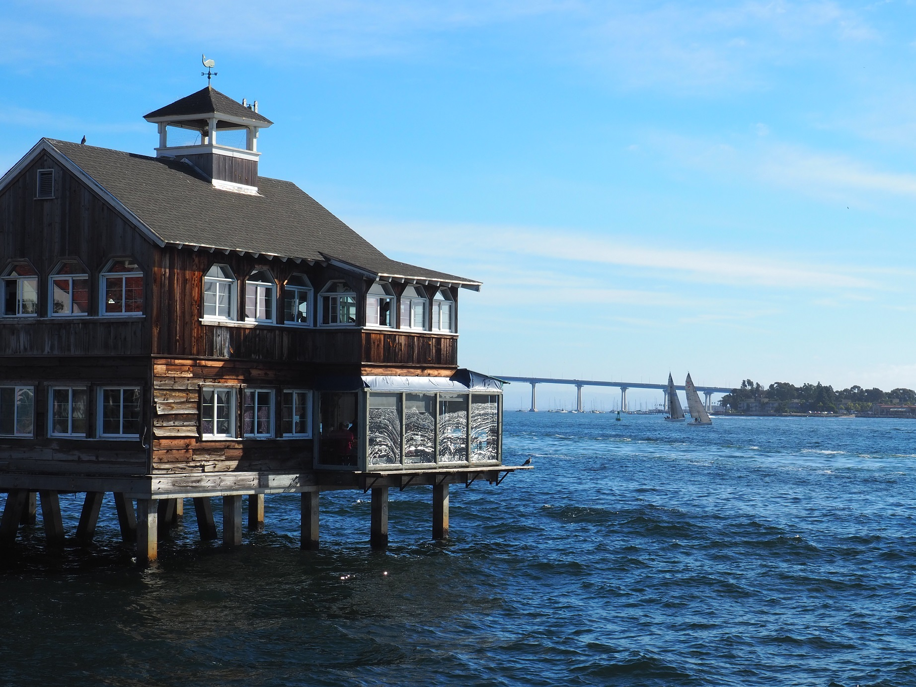 Seaport Village à San Diego