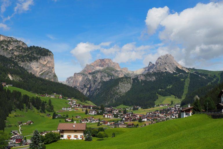 Randonnées à Selva di Val Gardena dans les Dolomites
