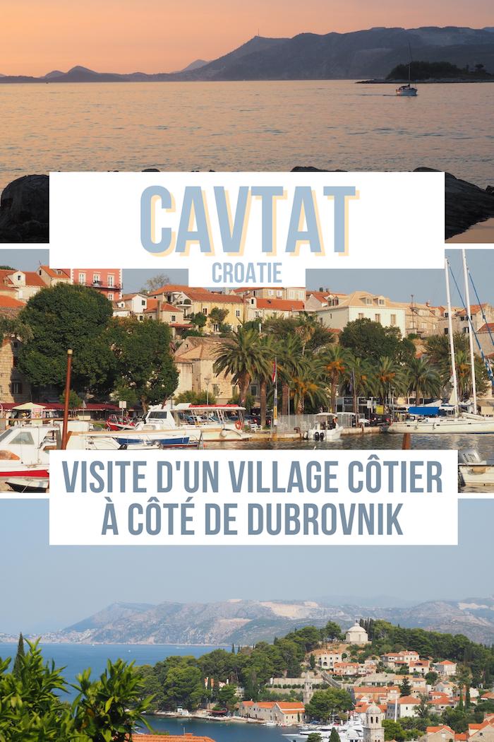 Visiter Cavtat en Croatie: les informations pratiques